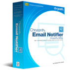 email notifier — free email notification for GMail, POP3 and IMAP4 email accounts